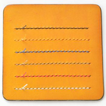 ステッチ(縫い糸)カラー見本 イエロー