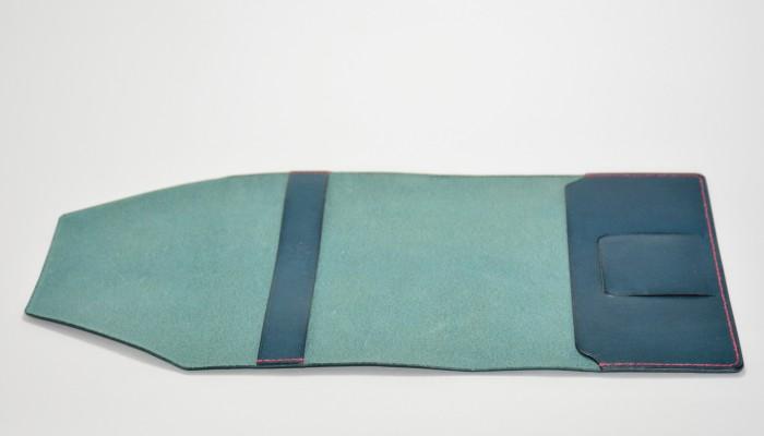 ブックカバー 革製 リスシオ 1