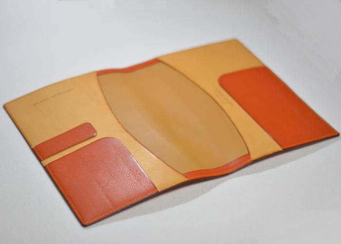 A5手帳カバー photo2