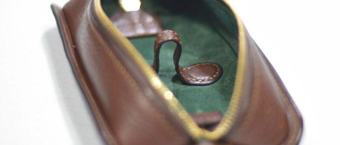 ペチャペンケース型のメガネケース オーダーメイド