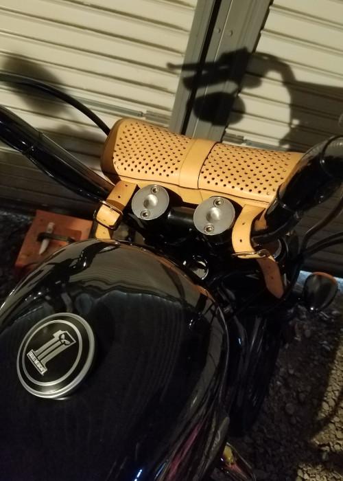 バイク装着スピーカーケース photo5
