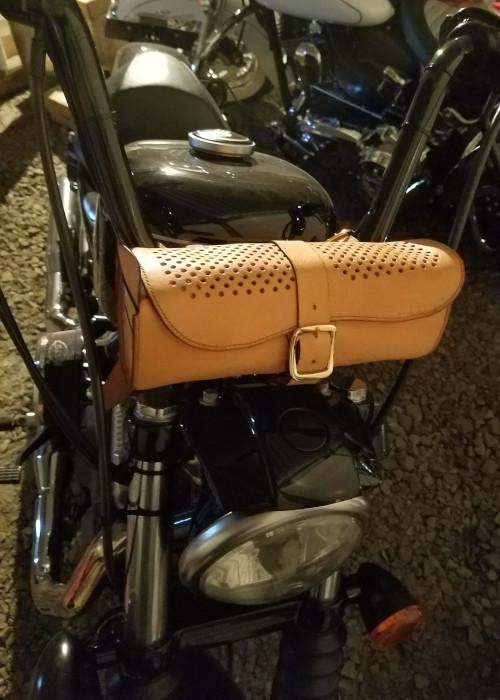 バイク装着スピーカーケース photo6