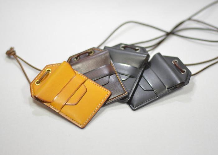 革製お守りケース photo2