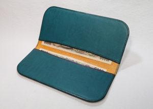 革の手縫い教室 札入れ photo2