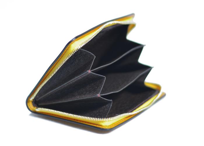カードケースサイズのファスナー財布2