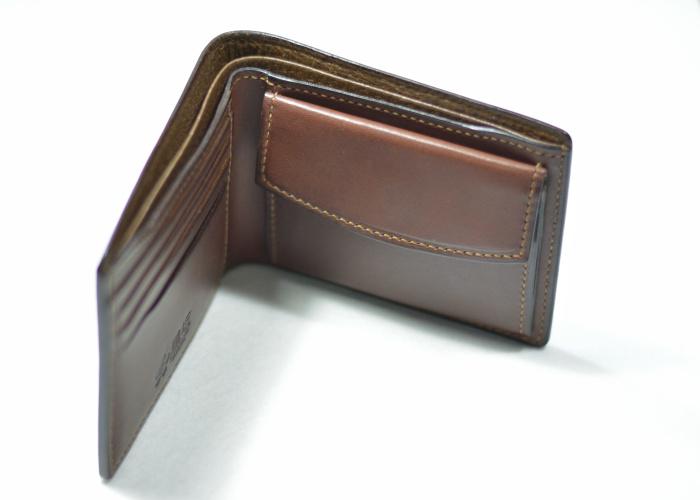 二つ折り財布 オーダーメイド photo2